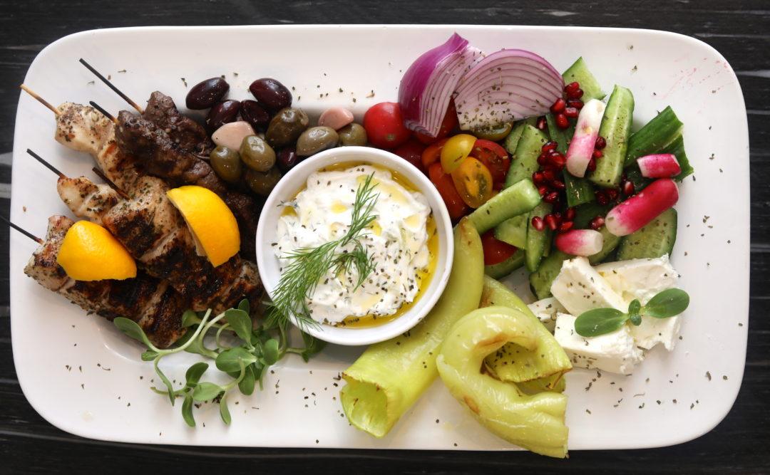 Mediterranean Platter Nostimo Kitchen